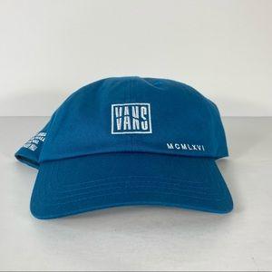 Vans Court Side Strapback Hat